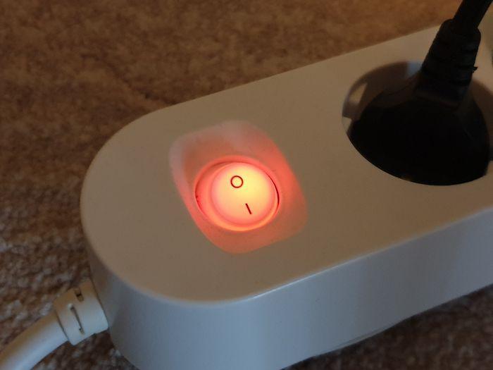 power switch sustainability fail