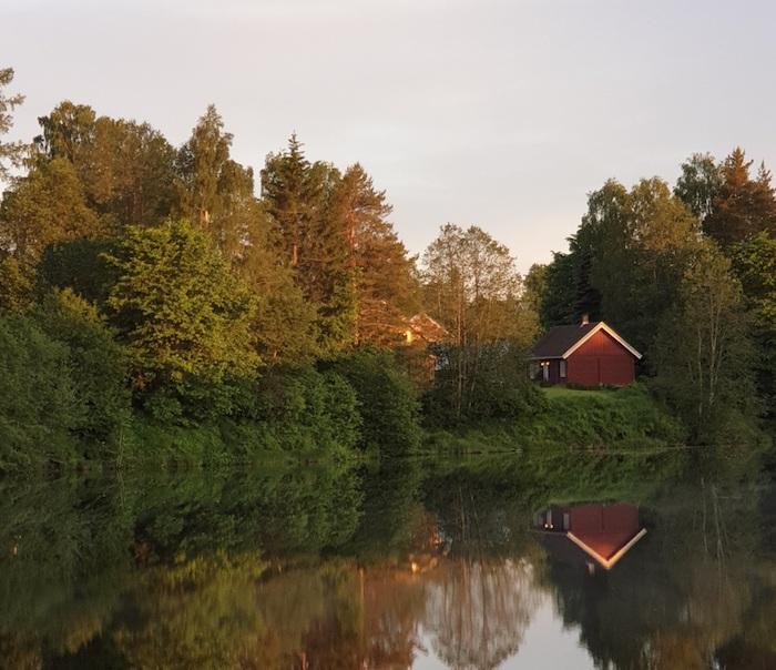 sustainability scandinavian house